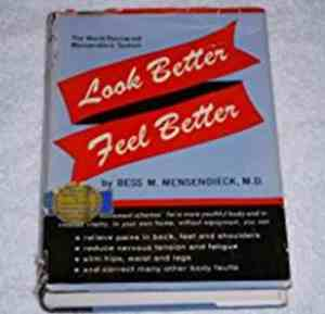 """Look Better Feel Better"" boek van Bess Mensendieck"