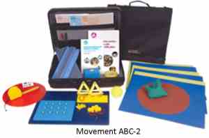 Movement ABC-2 test kinderoefentherapie handvaardigheid evenwicht