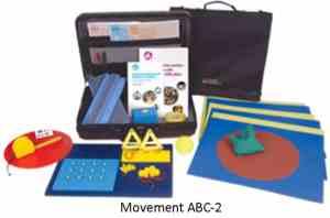 Movement ABC-2 test kinderoefentherapie handvaardigheid evenwicht