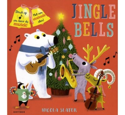 Gottmer - Boek - Jingle Bells