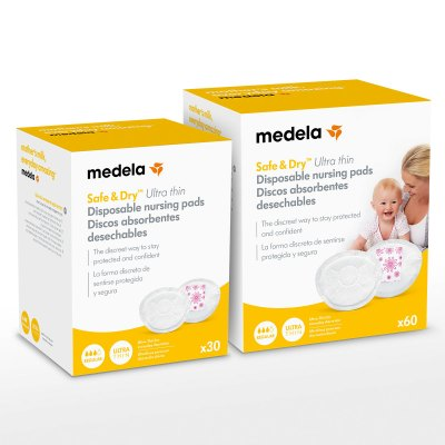 Medela Ultra thin disposable pads 60st