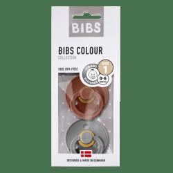 Bibs - Maat 1- Rust/Smoke 2-pack