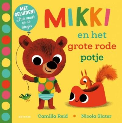 Gottmer - Mikki en het grote rode potje