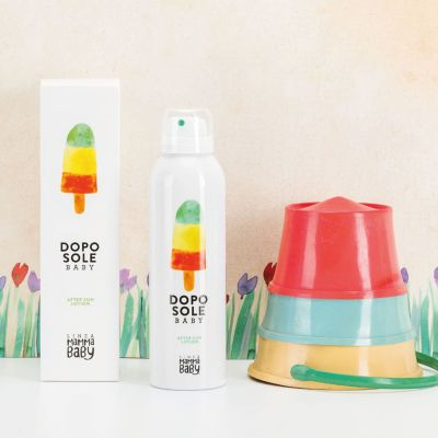 Linea MammaBaby- Aftersun Lotion Dopo Sole 150ml
