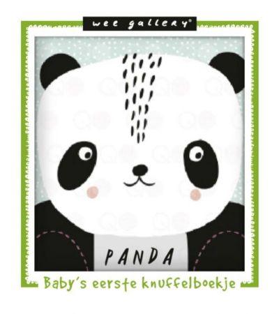 WG - Baby's eerste knuffelboekje Panda