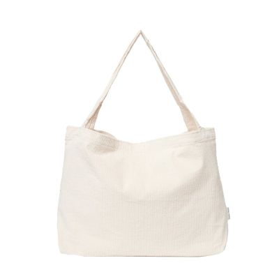 Studio Noos Old white rib mom bag