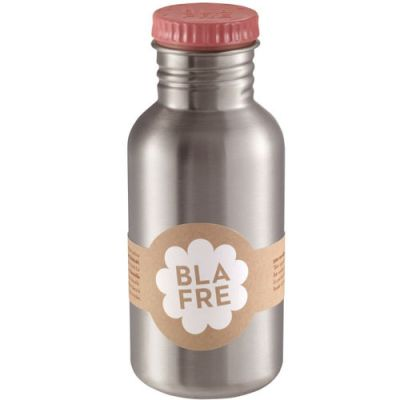 Blafre - Steel Bottle 500ml - Roze