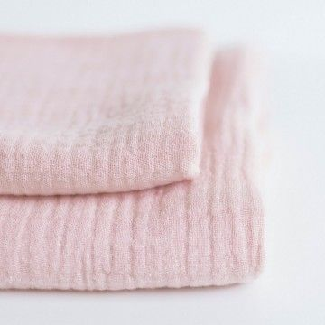 Sweet & Small Swaddle - Nude Pink