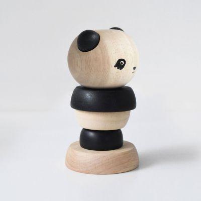 WG - Wood Stacker - Panda
