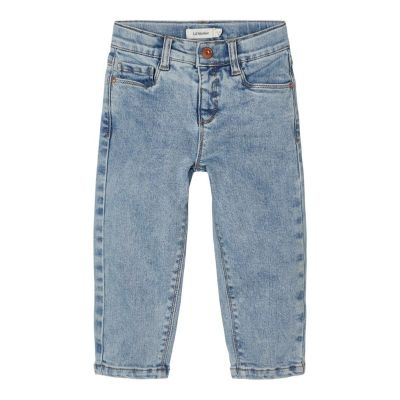 Lil'Atelier Bibi Jeans - Light Blue 122