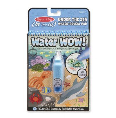 Water WOW Zeedieren