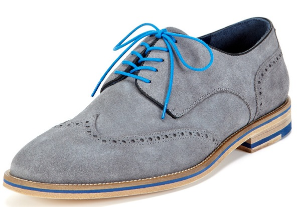 Mens Wingtip Dress Shoes