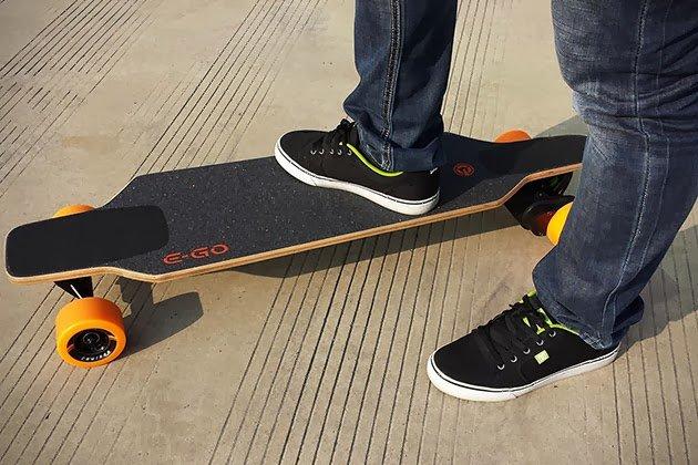 E Go Cruiser Electric Longboard Men S Gear