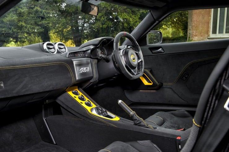 Lotus Evora Sport 410 Supercar Mens Gear