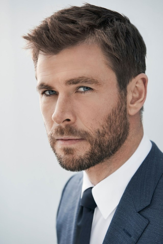 chris hemsworth haircut 2 - men's haircut styles