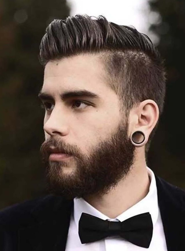 vintage hairstyles for men 2018 - men's haircut styles