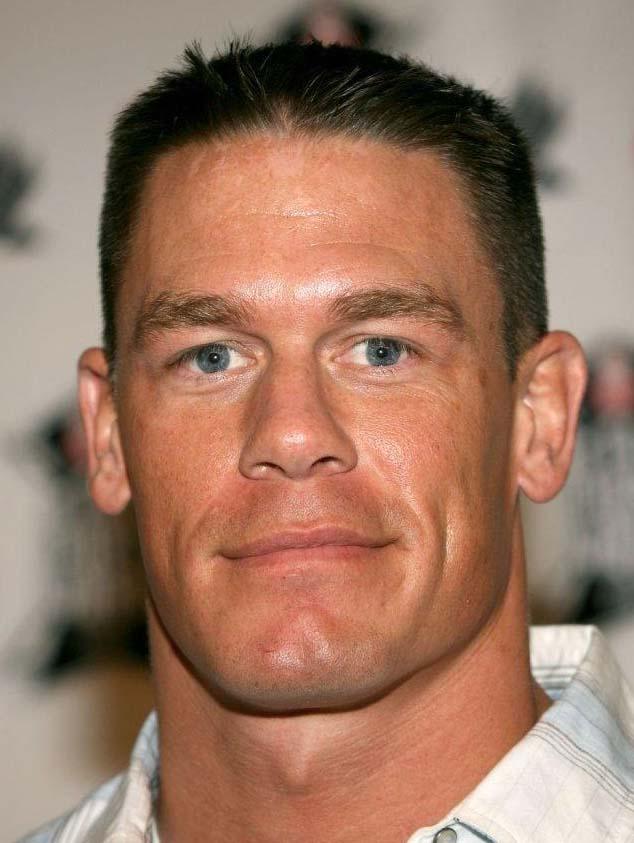 Images Of John Cena Hairstyle Imaganationface
