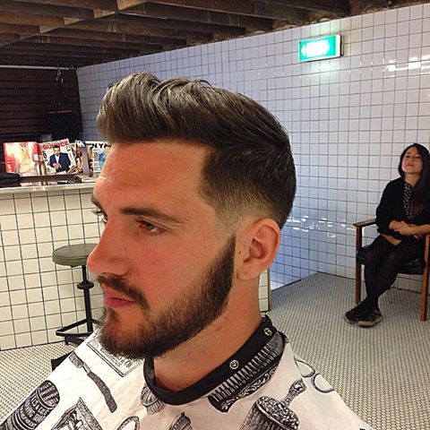 Latest Men Hairstyles Amp Haircuts 2015 A Modern Business