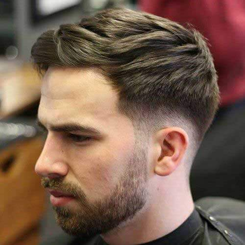 Different Types Of Fades Haircuts For Black Men Fade Haircut Low Medium