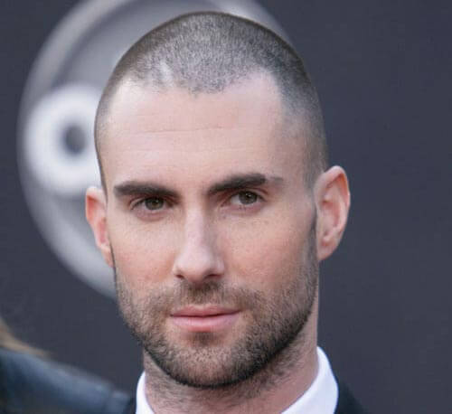 32 Gallant Hairstyles For Men With Receding Hairlines