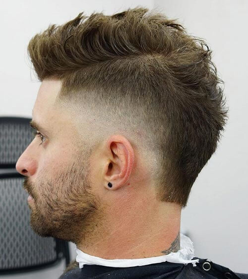 40 Attractive Mohawk Fade Haircuts Charming Style With