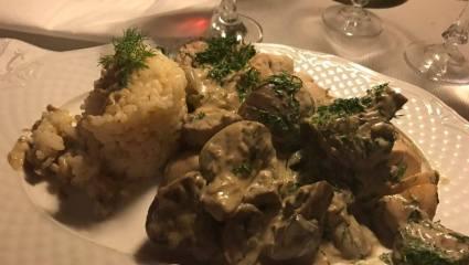 «Πρεμιέρα»: Κουζίνα απ' τη Ρωσία πιο νόστιμη και απ' τη Σαράποβα