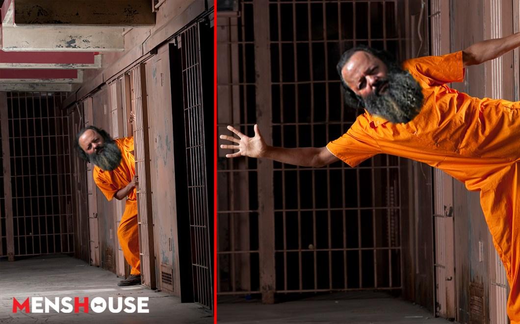 Οι πρώτες φωτογραφίες του πολιτικού κρατούμενου Αρτέμη Σώρρα απ' το κρατητήριο