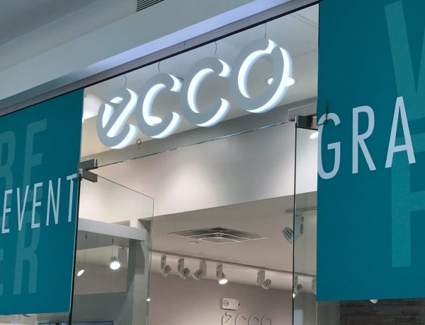 Ecco Shoes Opening