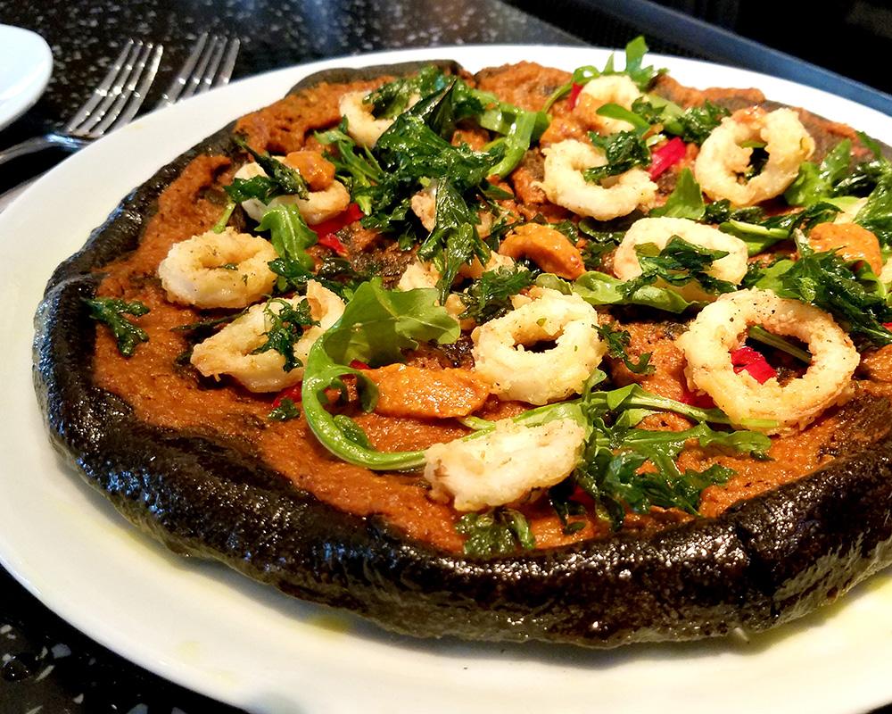 Summer menu item - Neri Pizza