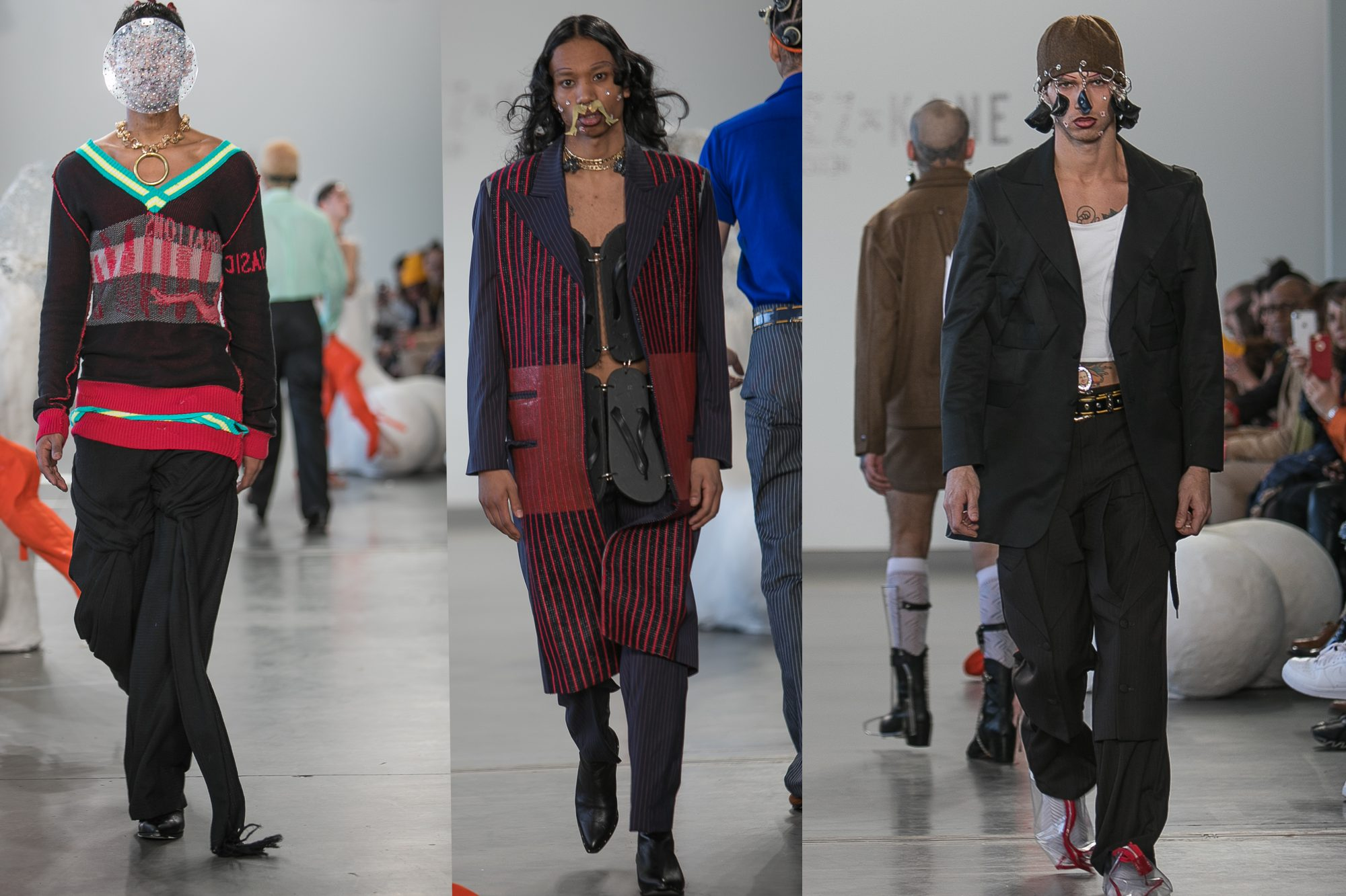 New York Fashion Week Recap Sanchez Kane A W 2018 Men S Life Dc Lifestyle News Information For Men In Washington Dc