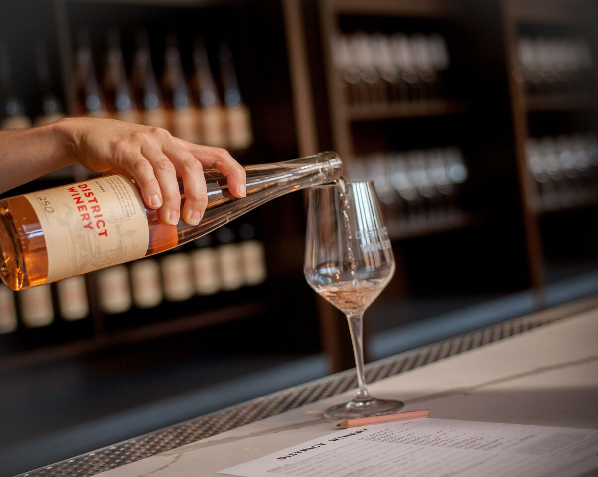 Image result for district winery