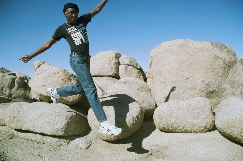 4ec106f18 The campaign features the likes of social media sensation Jay Versace,  vintage streetwear re-worker Sara Gourlay of Frankie Collective, cult  vintage shop ...