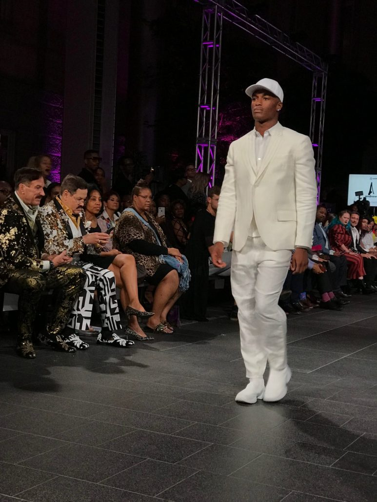 District of Fashion Runway - Andrew Nowell