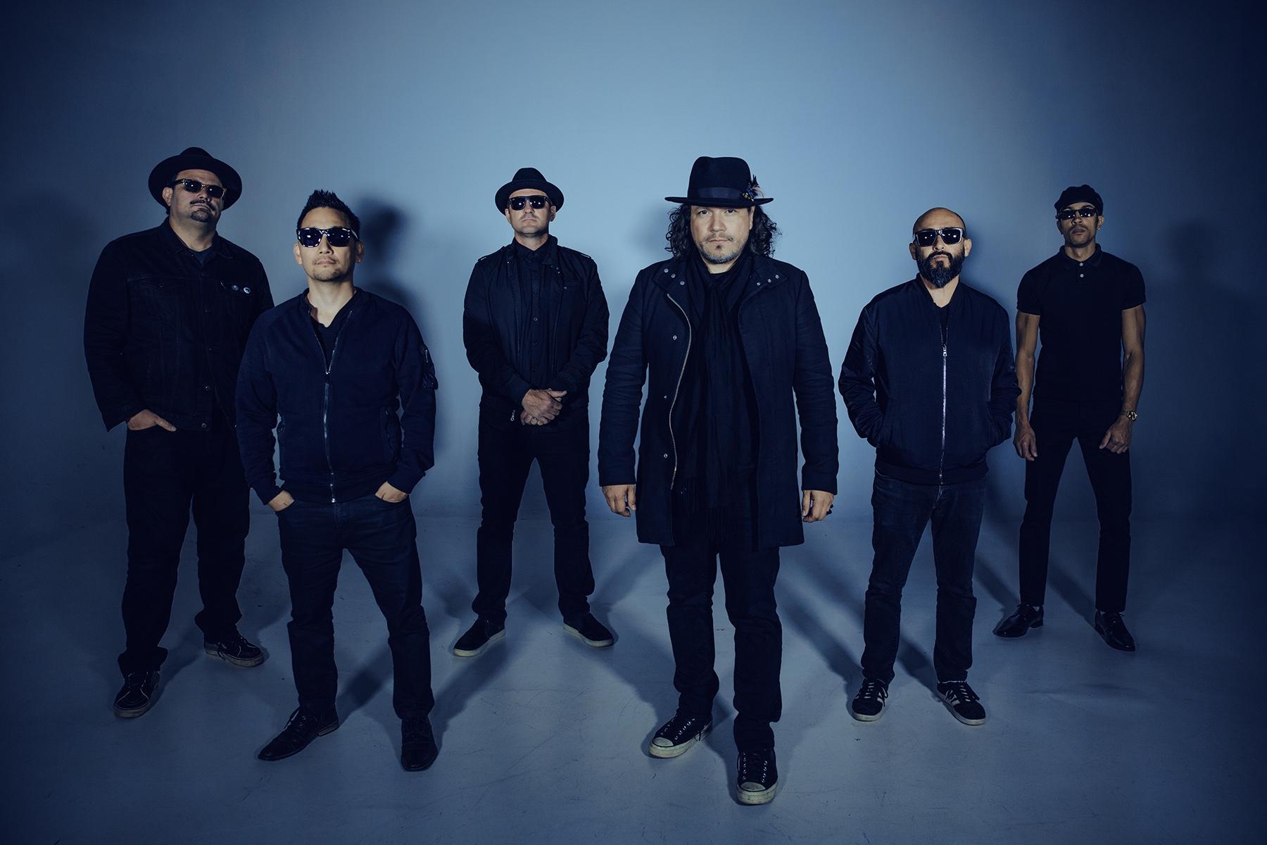Ozomatli will headline La Cosecha's Calle Latina concert and block party