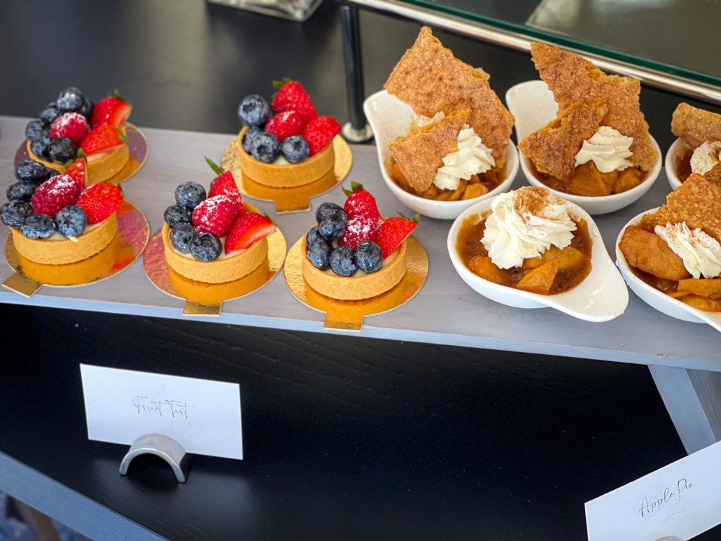 Desserts at Seasons Sunday Brunch 2