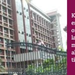 Kerala HC emphasized on common laws for marriage for all communities