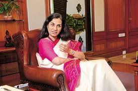 Chanda Kochhar former CEO ICICI Bank