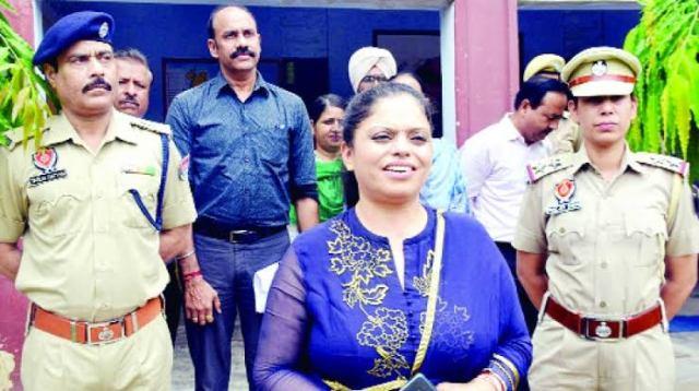 Manisha Gulathi, Chairperson Panjab State Women Commission