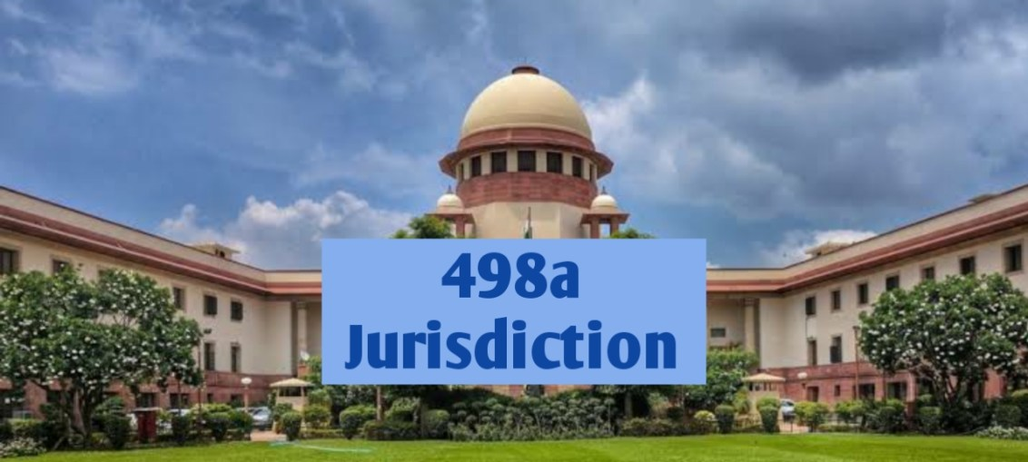 SC on 498a Jurisdiction