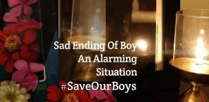 Sad Ending of Boy - An Alarming Situation