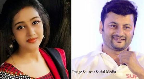 Odia actress Varsha Priyadarshini filed domestic violence case on her husband