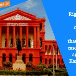 passport authority shall refuse to issue a passport but can not refuse renewal : Karnataka HC