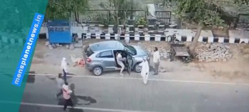 28-year-old Delhi woman released on bail, who ran over elderly couple to death