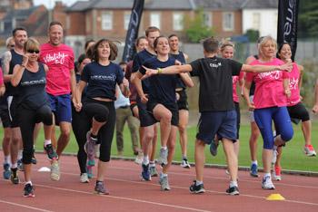 Oxford Half Marathon Training Day