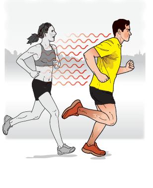 running hygeine