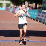 Club runner Josh Griffiths beats elites London Marathon