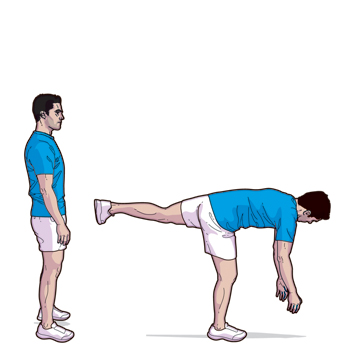 bodyweight blast workout  men's running uk