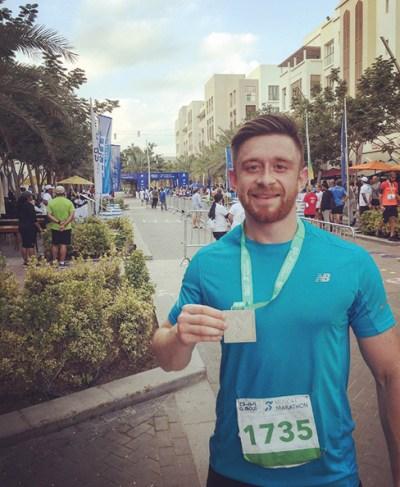 Muscat Half Marathon