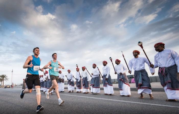 The Al Mouj Muscat Marathon 2018