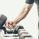dumbbell workout runners